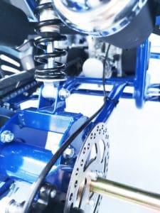 Hawkmoto Avenger 50cc Quad Bike