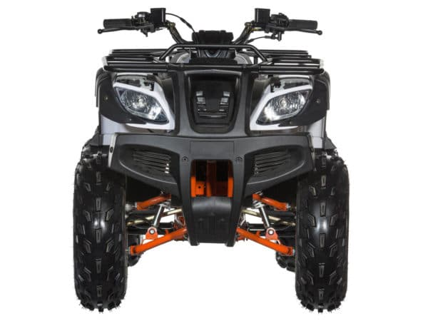 Jackal 150cc Atv Farm Style Stomp Kids Youth Quad Bike