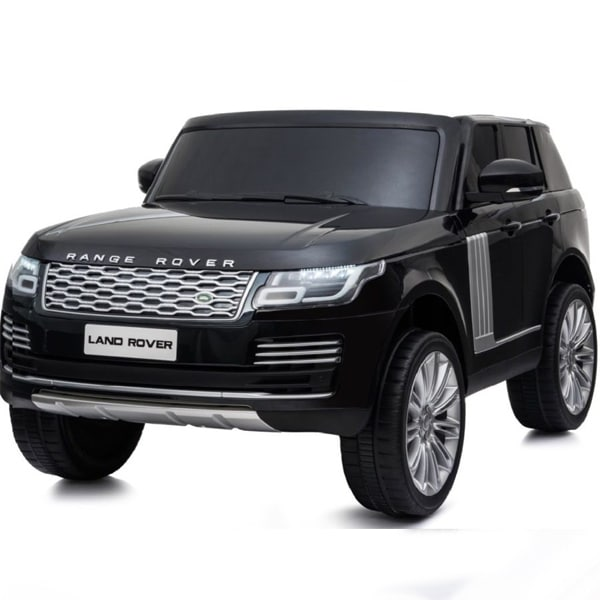 Kids Electric Kids Range Rover Vogue Black 24v 4wd Ride On – Black
