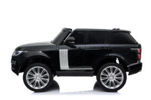 Kids Range Rover Vogue Black 24v 4wd Ride On Toy