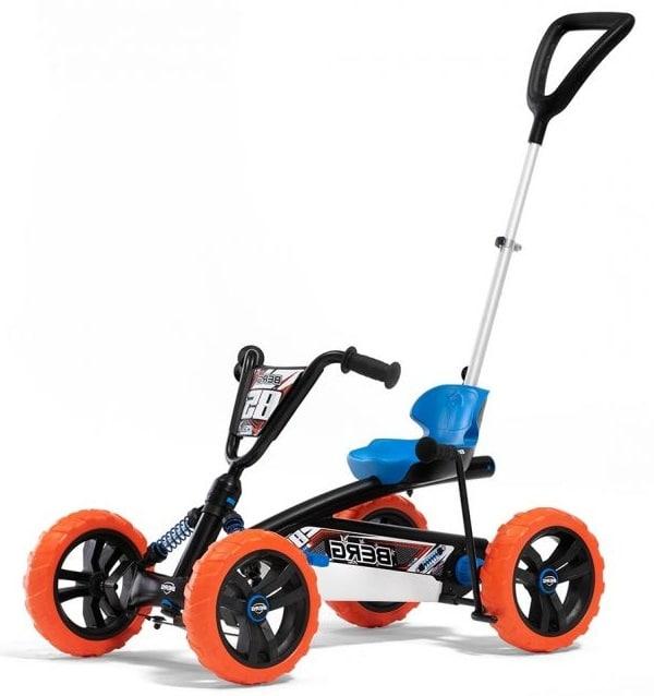 Berg Buzzy Nitro 2 In 1 Kids Go Kart