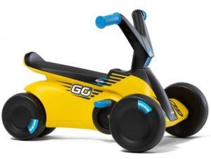 BERG Go2 Sparx Go Kart Kids Bike Yellow Yellow