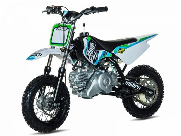 Minipit 65 Stomp Mini Pit Bike 65cc Kids Dirt Bike