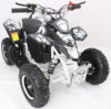 Hawkmoto Avenger 50cc Mini Quad Bike For Kids – Ice White