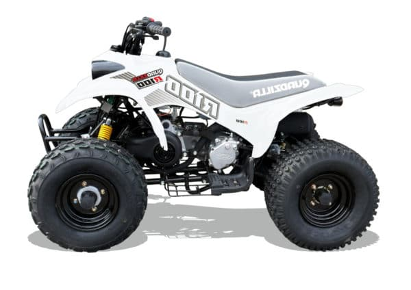 Quadzilla R100 Kids Quad Bike 2 Stroke