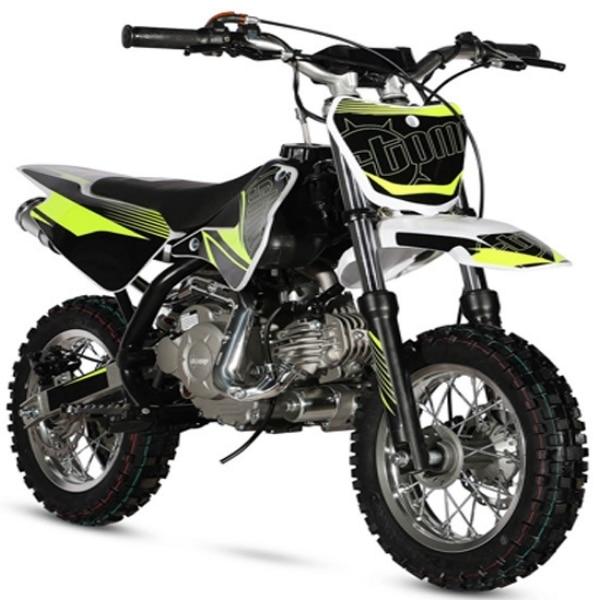 Minipit 65 Stomp Mini Pit Bike 65cc Kids Dirt Bike
