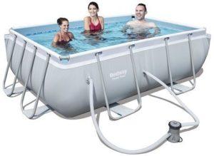 Bestway 9ft 3in Power Steel Swimming Pool