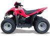 Quadzilla Qzr80 80cc 2 Stroke Kids Quad  Red  2 Year Warranty