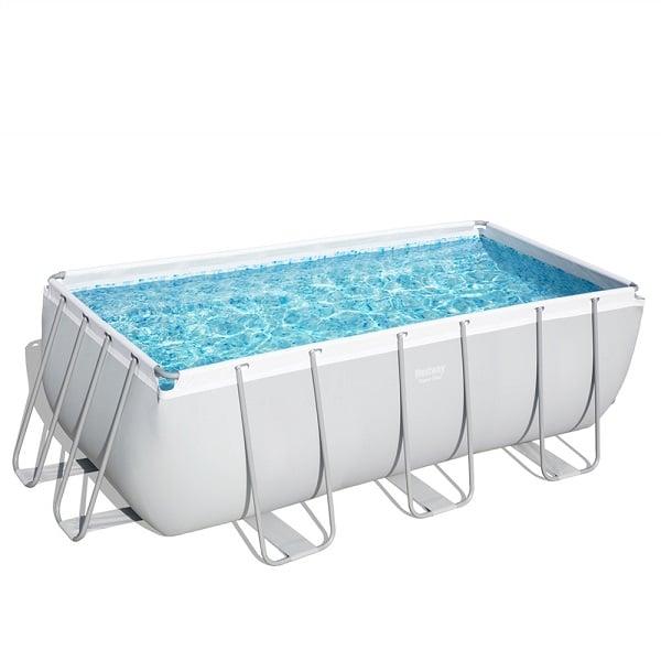 Bestway 16ft Power Steel Swimming Pool