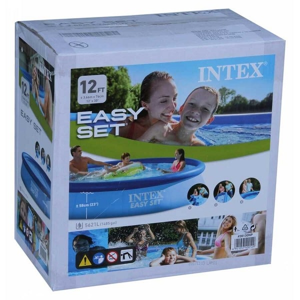 Intex Easy Set 12ft Swimming Pool