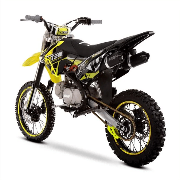10ten 140r 140cc Dirt Bike 17/14 Dirt Bike