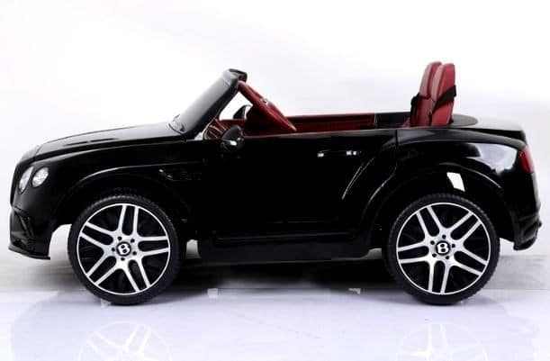12v Kids Electric Bentley Continental Gloss Black