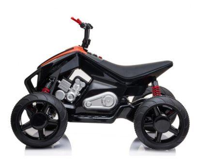 24v Kids Electric Quad black LL718