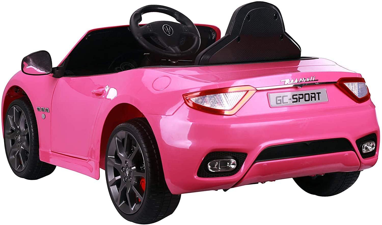 12v Licensed Maserati Kids Electric Car