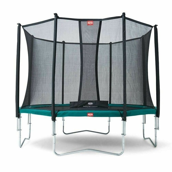 Berg Favorit 430 Trampoline Grey