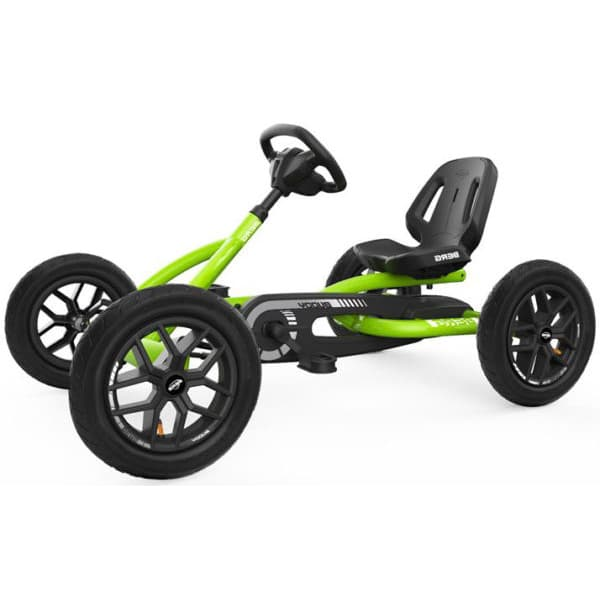 Berg Buddy Lime Green Kids Pedal Go Kart