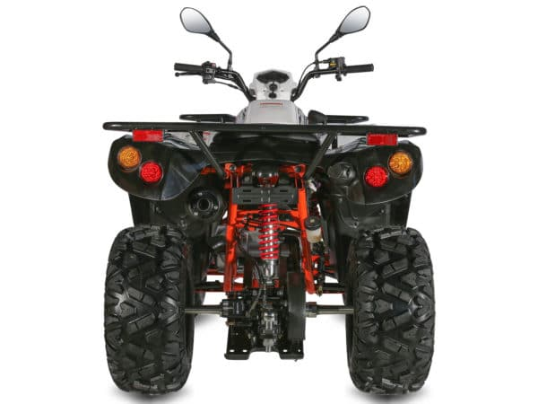 Kayo Raging Bull Agri 200cc Road Legal