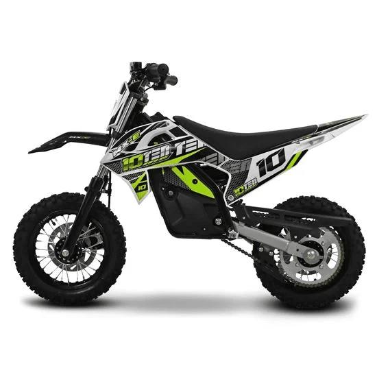 10ten Mx-e Electric Kids Dirt Bike 48v 1000w