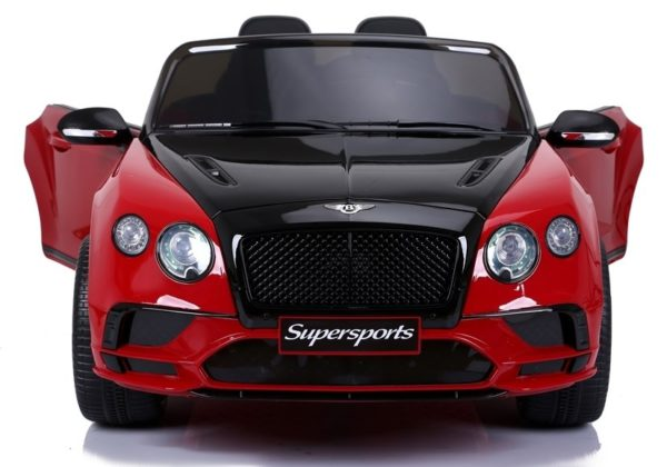 12v Kids Electric Bentley Continental Red