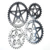 Gully Sprocket Black 33t Bmx Bike Sprocket