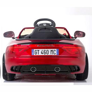 12v Licensed Kids Maserati Electric Car Red