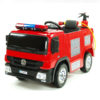12v Kids Fire Engine With Hat And Water Hose