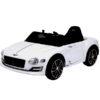 12v Licensed Bentley Exp12 White