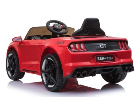 12v Ford Mustang Gt Style Red
