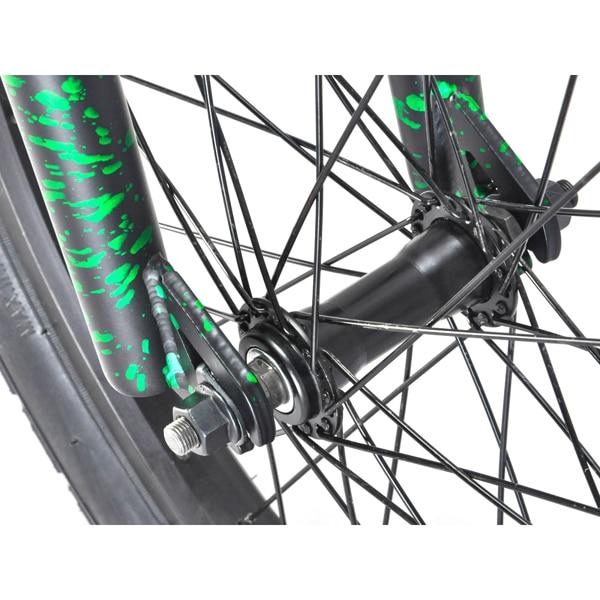 Mafia Bmx Kush2 Green Splatter Series 2