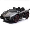 24v Licenced Kids Lamborghini Veneno Grey