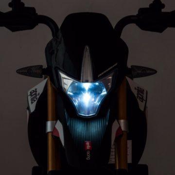 Licensed Aprilia Dorsoduro 900 12v Ride On Motorbike