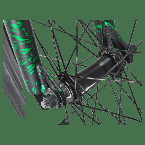 Mafia Bmx Kush2 Green Splatter (series 2)