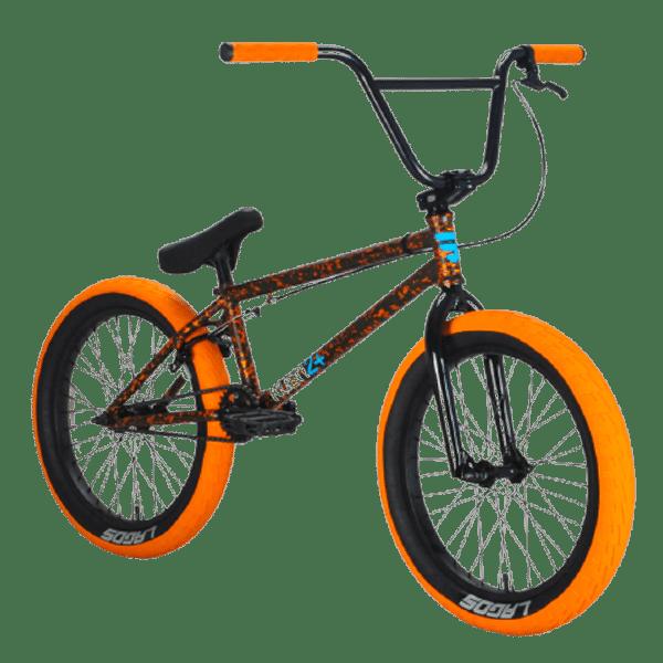 Mafia Bmx Kush2+ Orange Splatter