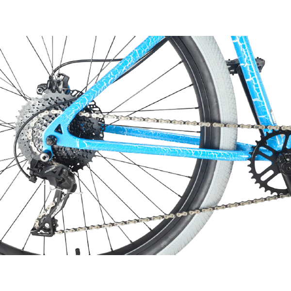 Mafia Bomma Wheelie Bike 27.5 Blue Crackle