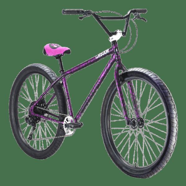 Mafia Bomma Wheelie Bike 27.5 Purple Splatter