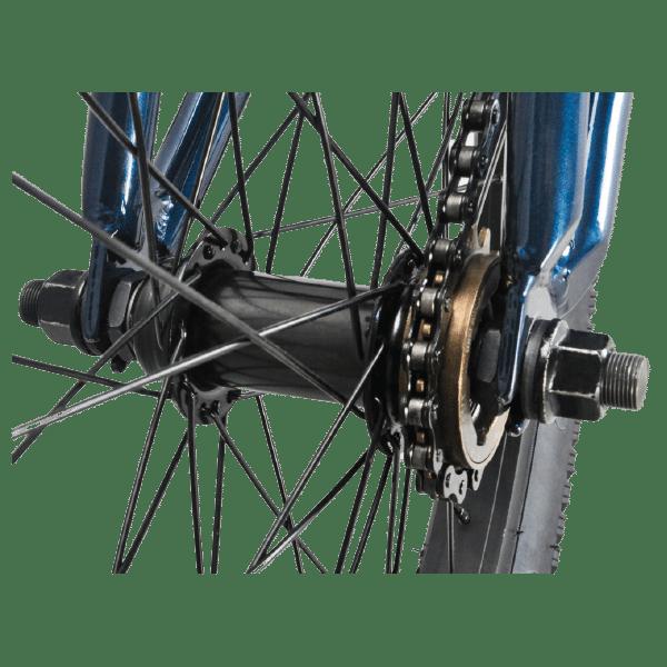 Mafia Kush 1 K2 Blue Bmx Bike