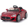 12v Licensed Kids Maserati Electric Car Red