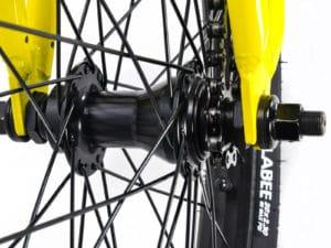 Total Bmx Killabee Bmx Bike Yellow