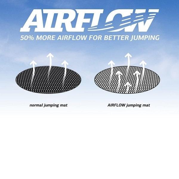 Berg-airflow