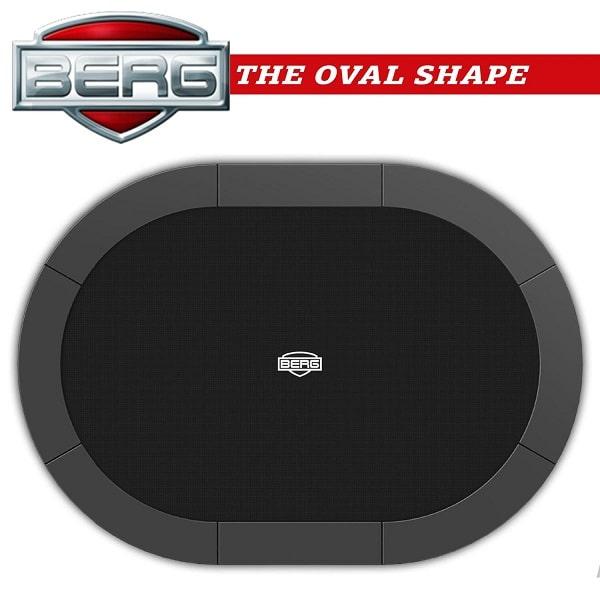 Berg-oval-shape