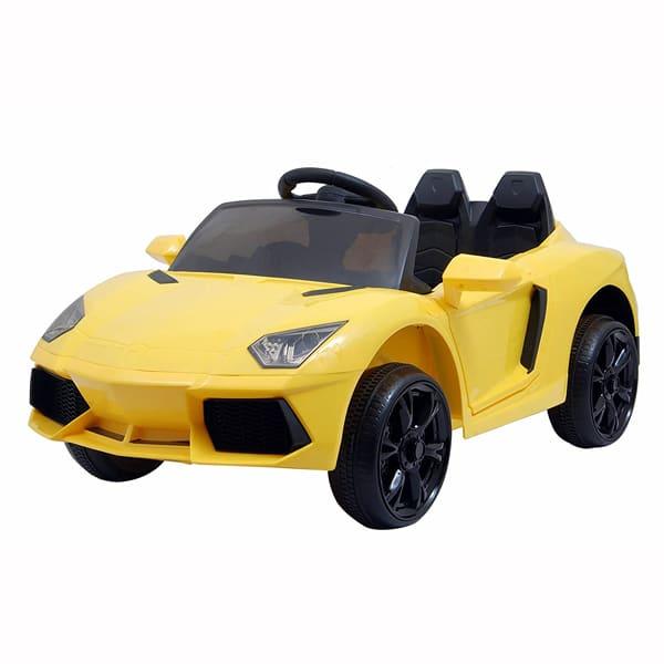 Lamborghini Aventador Style Yellow