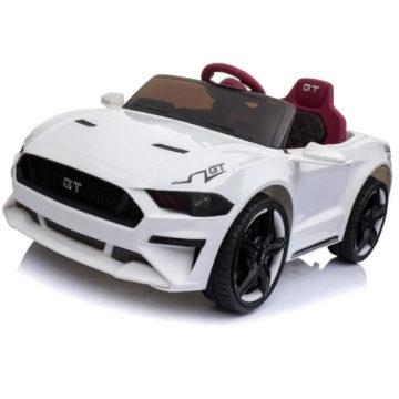 12v Kids Ford Mustang Gt Style White