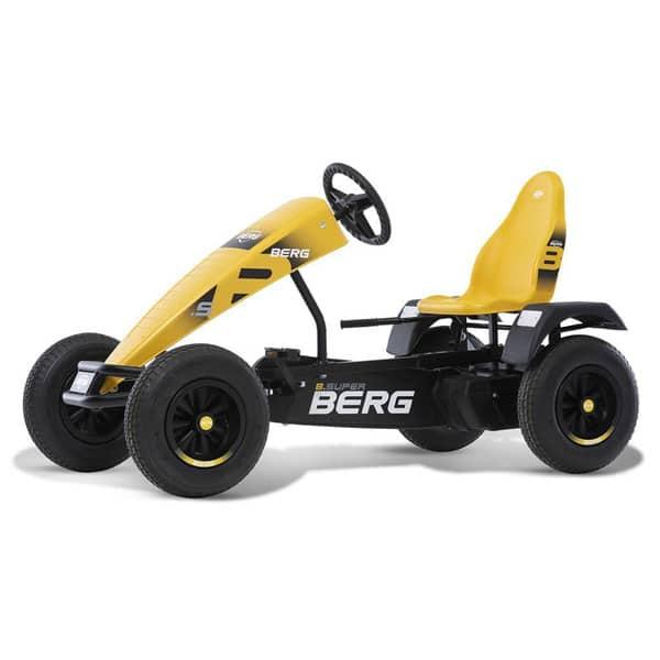 Berg XXL B Super Yellow BFR Go Kart
