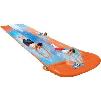 Bestway 52329 H20go Triple Lane Water Slip And Slide
