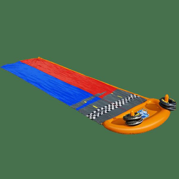 Bestway 52391 H2ogo! Splashy Speedway Water Slide