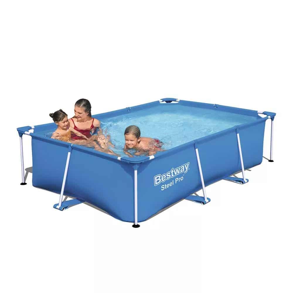 Bestway 56403 Steel Pro Rectangular Pool
