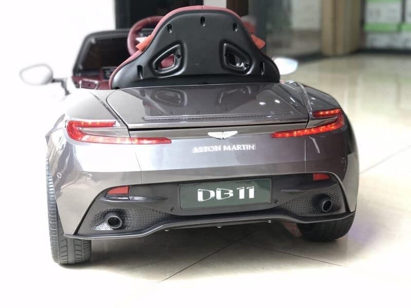 12v Aston Martin Db1 Silver