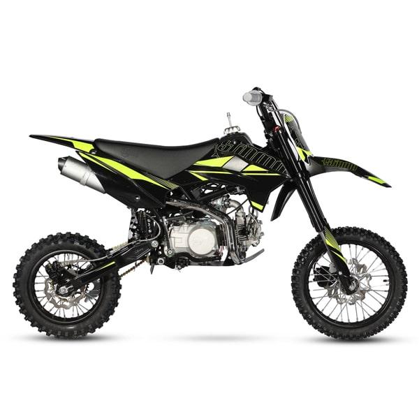 Stomp Z3-140 Big Wheel Dirt Bike 17/14 140cc