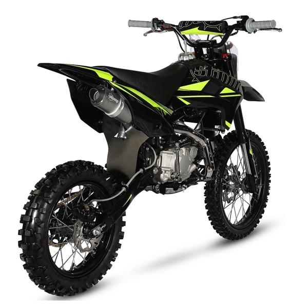 Stomp Z3-160 Pit Bike 17/14 Big Wheel Dirt Bike