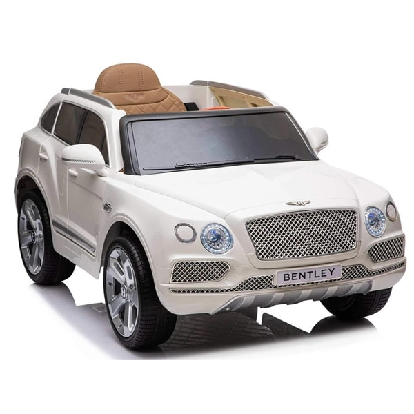 12V Licensed Bentley Bentayga Suv - Ride On Kids Car